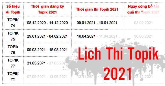 Cong khai lich thi topik 2021